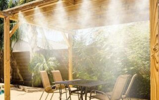 Why You Should Invest in an Outdoor Misting System